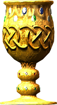 GOLDEN GOBLET on emaze