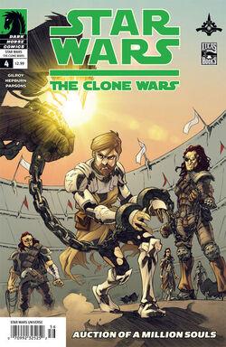 Звёздные войны войны клонов 4 рабы