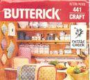 Butterick 441
