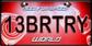 WorldLicensePlate13BRTRY