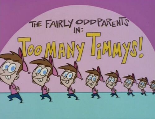 ziemlich oddparents timmy s mom porno