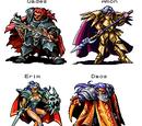 Lufia: The Legend Returns Characters