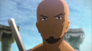Agil talking to Kibaou.png