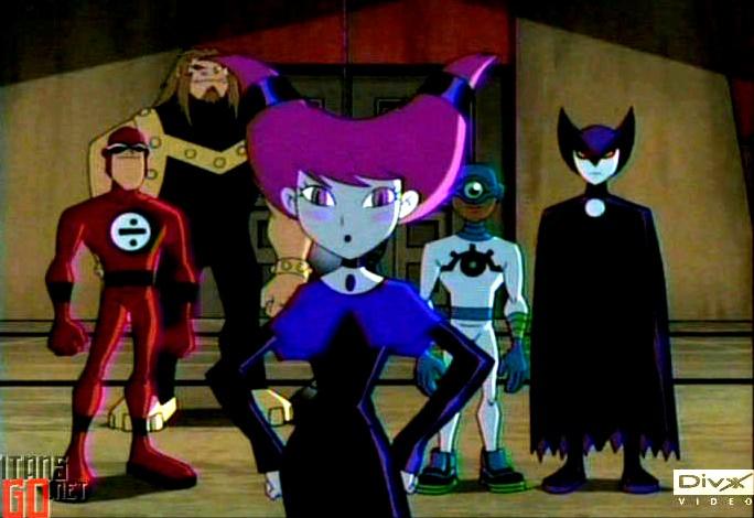 Teen Titans Lightspeed Episode 27