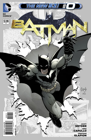 [DC Comics] Batman: discusión general 300px-Batman_Vol_2_0