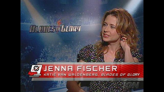 Blades of Glory Movie Interview - Jenna Fischer