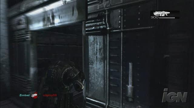 Gears of War Xbox 360 Gameplay - Subway