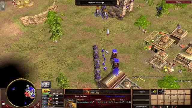 Age of Empires III The Asian Dynasties PC Games Trailer - India