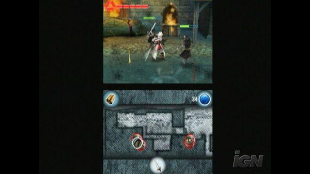 Assassin's Creed Altair's Chronicles Nintendo DS Review - Video Review