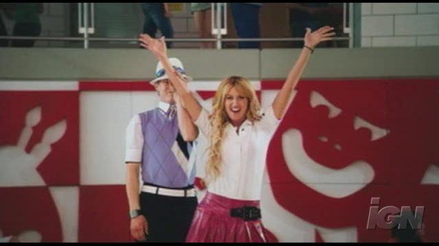 High School Musical 3 Senior Year Movie Trailer - Trailer