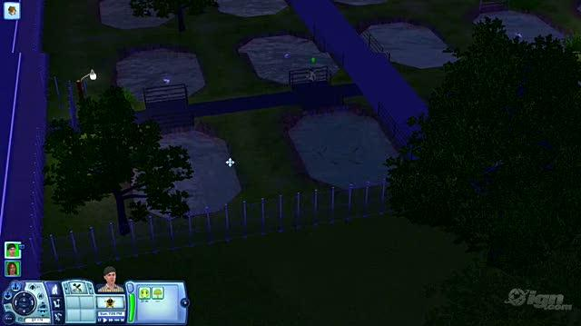 The Sims 3 PC Games Gameplay - Catch a Big One in Bed