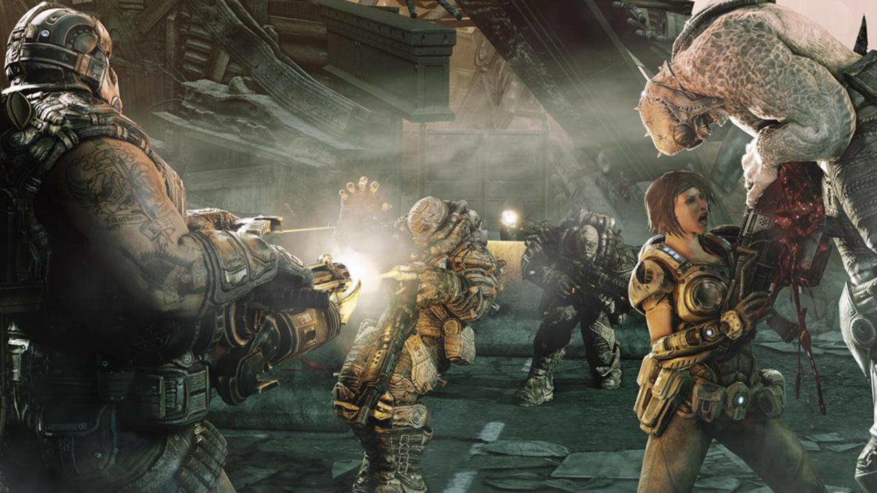 Gears of War 3 Multiplayer Video Preview