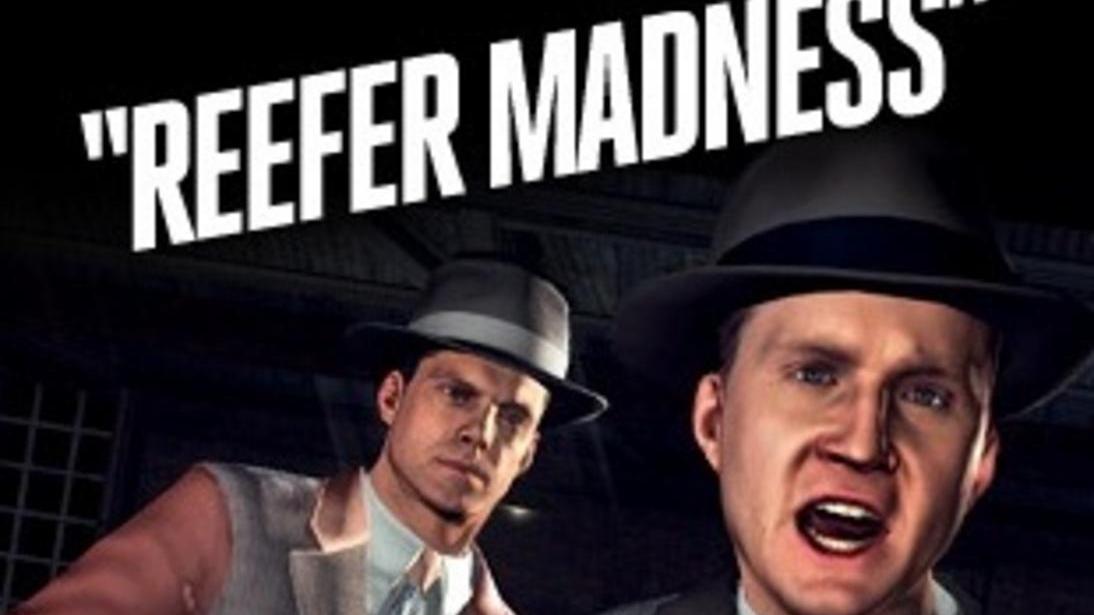 L.A. Noire Reefer Madness DLC Trailer