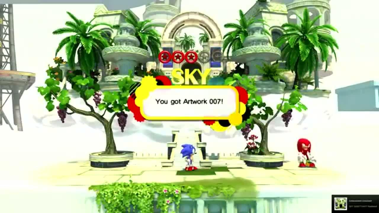 Sonic Generations Walkthrough Part 3 by erdemoscreamo