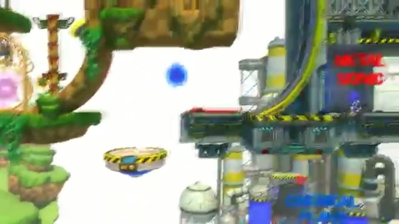 Sonic Generations Walkthrough Part 19 by erdemoscreamo