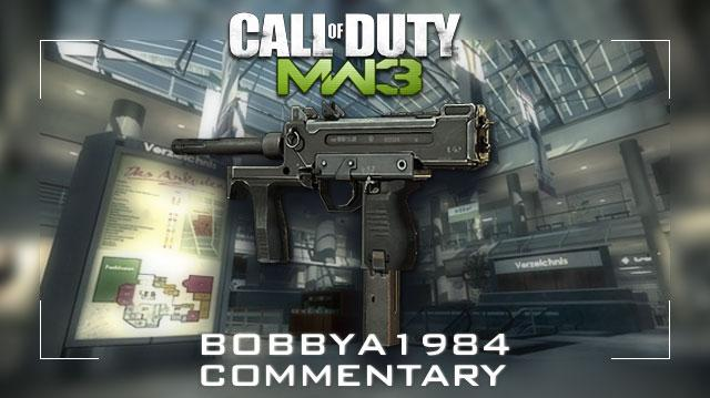 Call of Duty Modern Warfare 3 - Commentary Arkaden with Jennifer and Bobbya1984