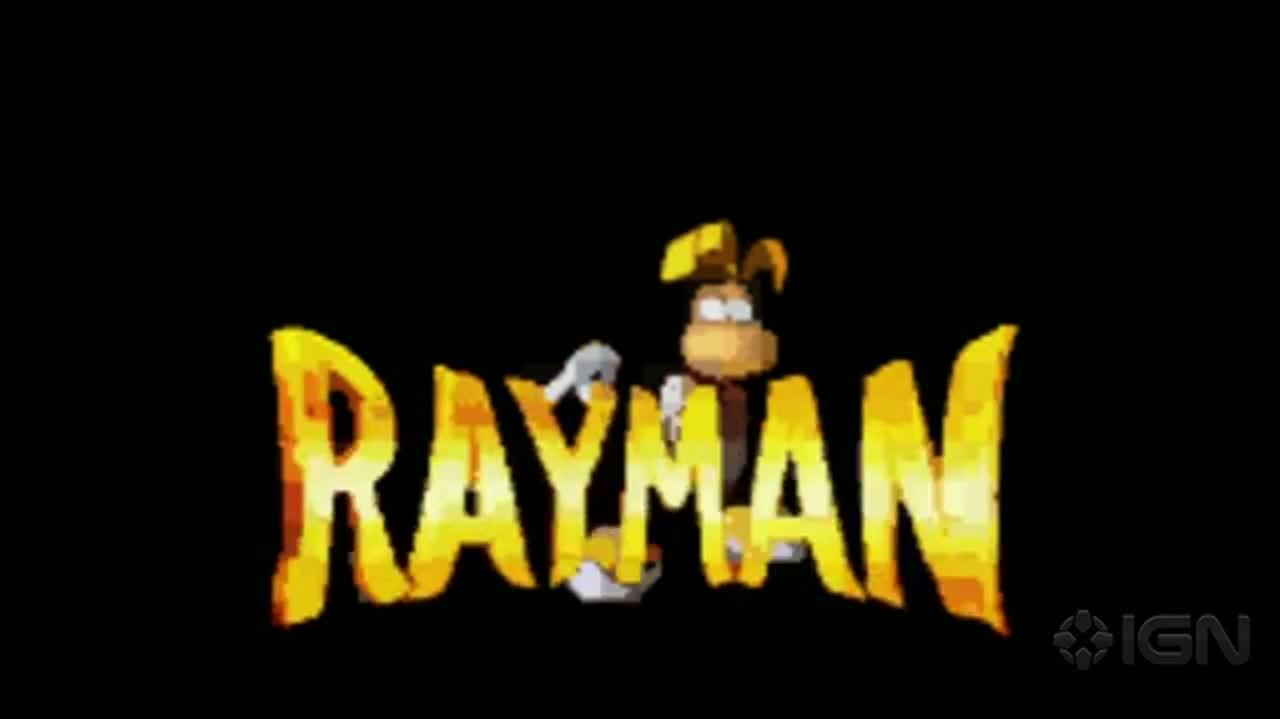 Rayman Trailer