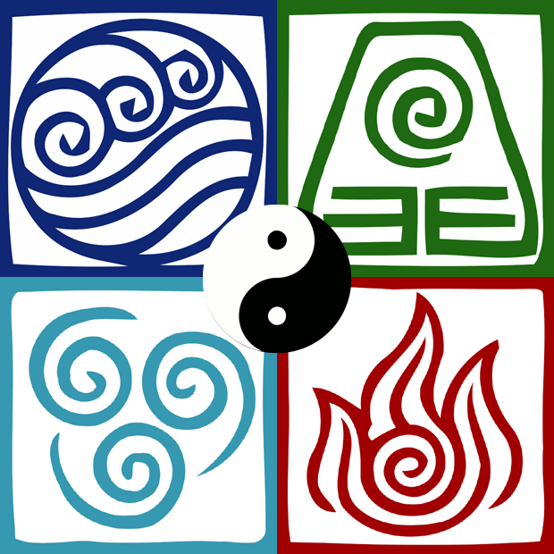 Avatar The Last Airbender Fire Symbols