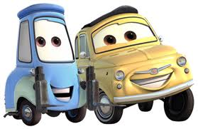 Image - Luigi y Guido ( Characters of Cars ).jpg - Idea ...