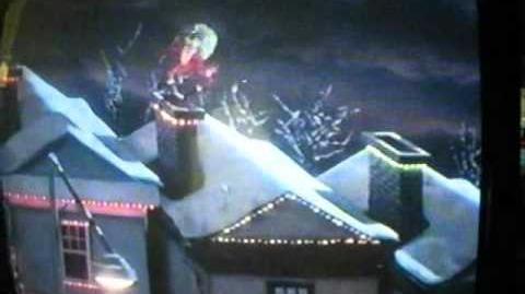 Nightmare Before Christmas Jack Takes Over Christmas Scene