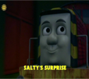 Salty's Surprise
