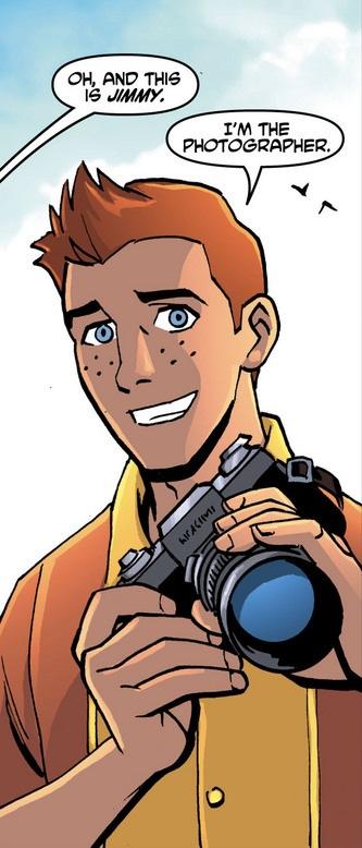 James Olsen Earth 16 Dc Comics Database