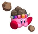 Habilidades de Kirby 64: The Crystal Shards