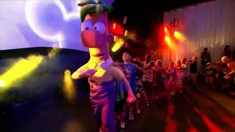 Phineas and Ferb's End of Summer Celebration