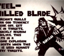Steel-Quilled Axe