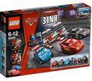 66409 Cars Super Pack 3 in 1