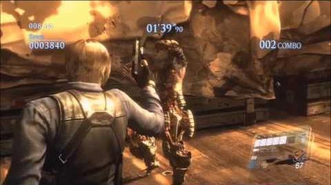 Resident Evil 6/media
