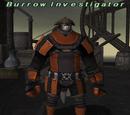 Burrow Investigator