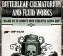 Butterleaf Crematorium and Fluid Works