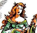 Dame à la Robe Verte
