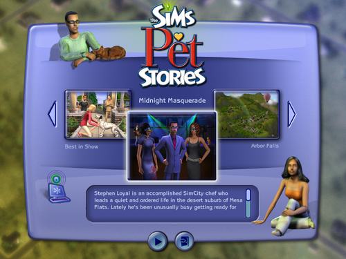 The Sims Pet Stories The Sims Wiki Wikia