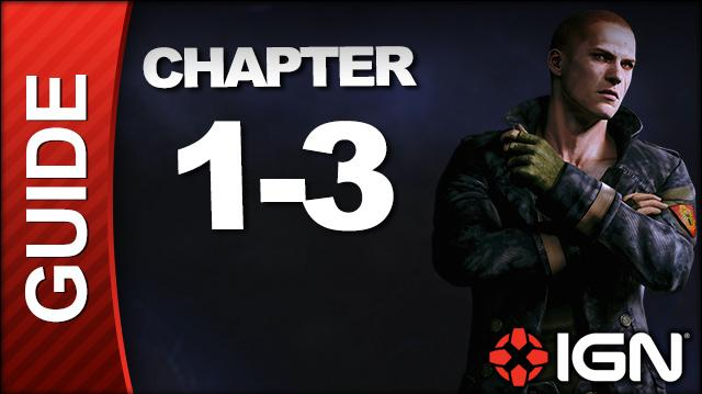 Resident Evil 6 Jake Campaign Walkthrough - Chapter 1 pt 3