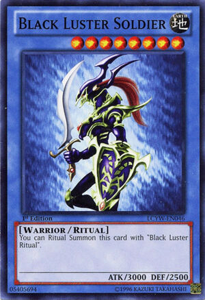 How to Play Yu-Gi-Oh: Part 4 300px-BlackLusterSoldier-LCYW-EN-C-1E