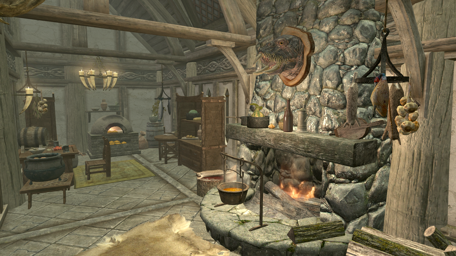 Kitchen Elder Scrolls Wikia