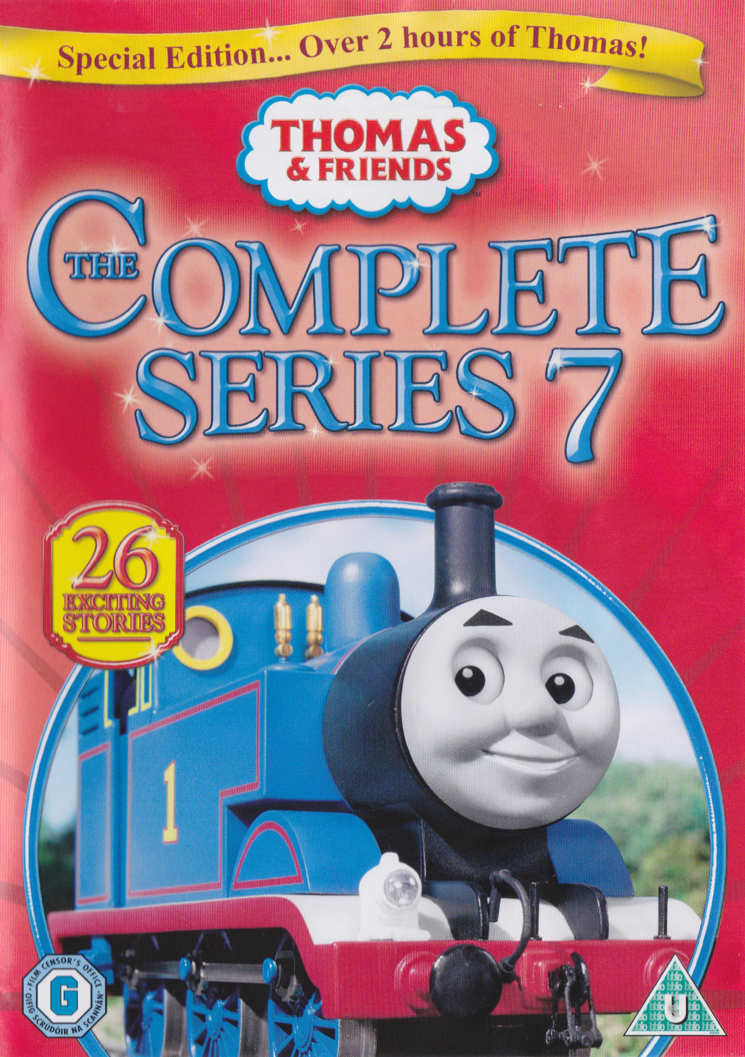 the complete seventh series thomas the tank engine wikia. Black Bedroom Furniture Sets. Home Design Ideas