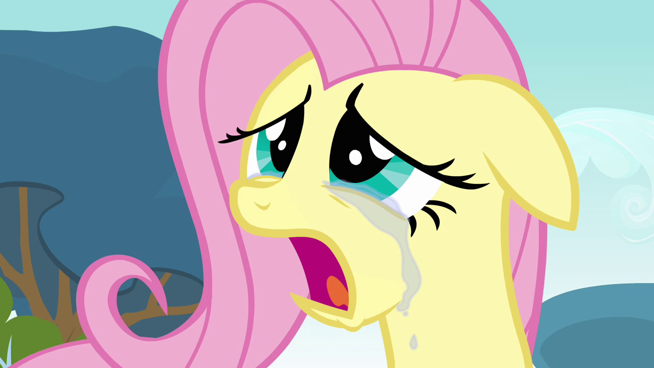 File:Crying Fluttershy S2E22.png