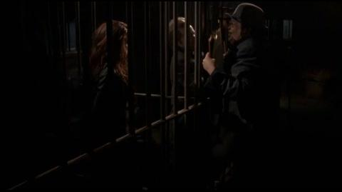 BloodRayne Deliverance - Newton Piles visits rayne in jail Part 2