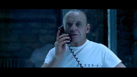 Red Dragon - lecter's phone call