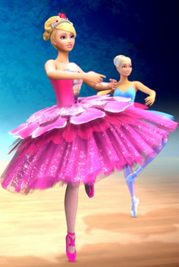 Image Kristyn As A Star Ballerina Png Barbie Movies