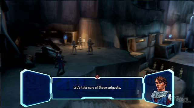 Star Wars The Clone Wars -- Republic Heroes PlayStation 3 Gameplay - Jedi on the Hunt