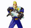 Marvel vs. Capcom: Clash of Super Heroes Character Images