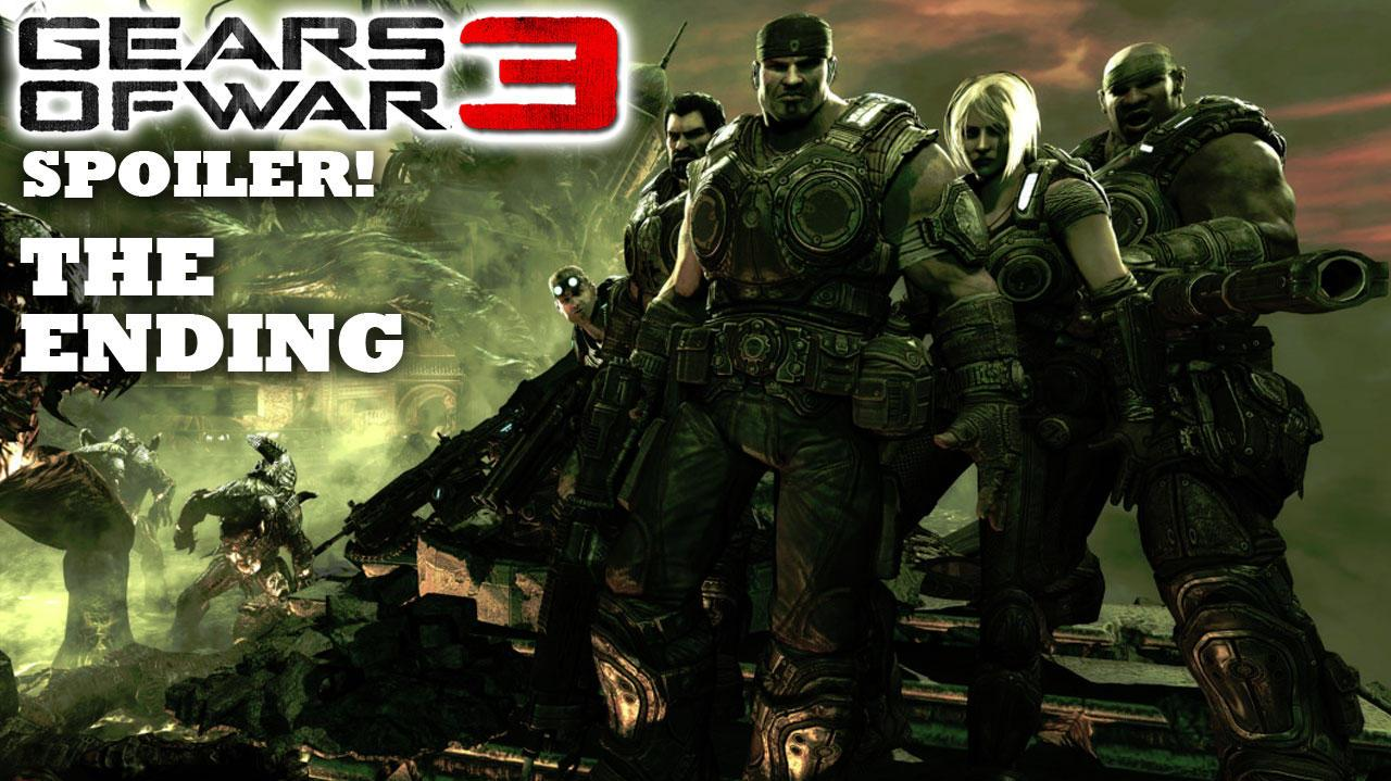 Spoiler! Gears of War 3 - The Ending