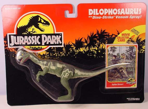 Jurassic Park Dinosaur Toys : Jurassic park series pedia