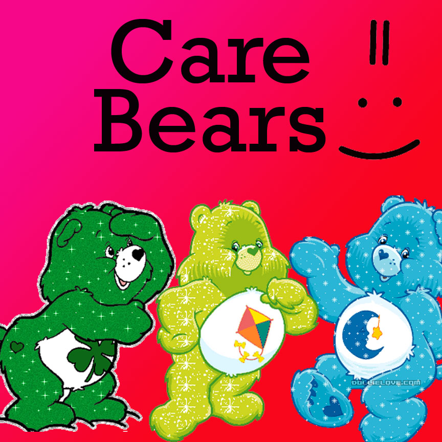 Which care bear am i