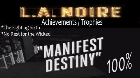 LA Noire - Walkthrough Part 12 Manifest Destiny Gameplay