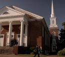 Mystic Falls Church